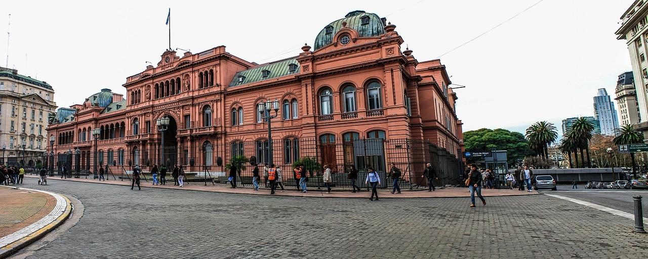 Casa Rosada Buenos Aires Argentina