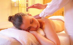 Estética y Bienestar Mujer masaje relax spa belleza