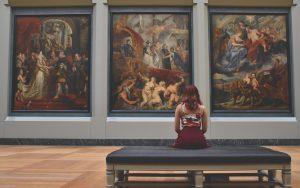 Mujer Arte historia y viajes