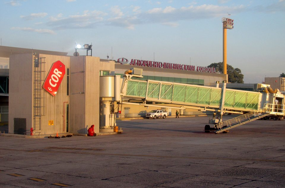 Reactivación del hub aéreo de Córdoba COR